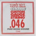 Струна Ernie Ball Pure Nickel Wound Electric Singles .046 (P01246)