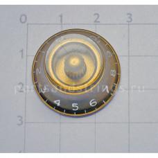 Ручка регулировки GF (Guitar Factory), Золото KG-160, 1шт