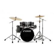 17500110 AQ1 Studio Set PB 11234 Барабанная установка, черная, Sonor