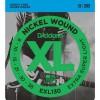 Струны D'Addario Nickel Wound 8-38 (EXL130XL)