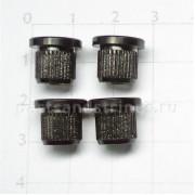 Втулки-струнодержатели Gotoh TLB-2 Черный, 4шт