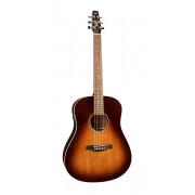 041817 Maritime SWS Mahogany Burnt Umber GT QIT Электро-акустическая гитара, Seagull