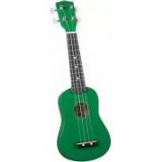 Укулеле сопрано Linden цвет зеленый (S-211A-GR)