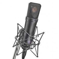 008661 Neumann U 87 Ai MT Studio Set Микрофон студийный, с амортизатором, черный, Sennheiser
