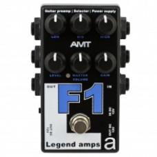 AMT F1 Legend Amps одноканальный гитарный предусилитель