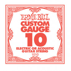Струна Ernie Ball (калибр 010)