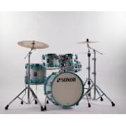 17503033 AQ2 Studio Set ASB 17333 Барабанная установка, серебристая, Sonor