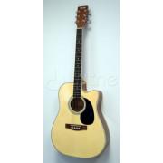 Акустическая гитара Homage 41, цвет натуральный (LF-4121C)