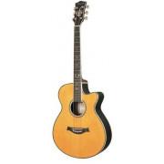 Акустическая гитара Caraya 40 с вырезом, цвет натуральный (F521-N)