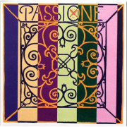 311381 Passione Solo Отдельная струна Е (Ми) для скрипки размером 4/4, сталь, Pirastro