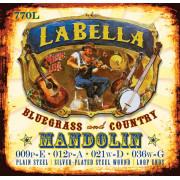 770L Комплект струн для мандолины La Bella