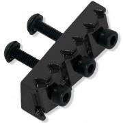 Топ-лок для тремоло Floyd Rose R2, Черный 41.3 мм (FRS2-NR2/B/P)
