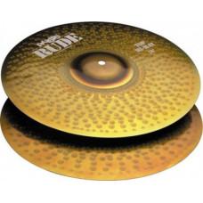 0001128014 RUDE Classic Hi-Hat Две тарелки 14'', Paiste