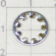 Замковая шайба для потенциометра, диаметр 8мм (внутренний) (LW-1)