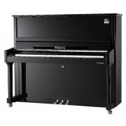 W126BL Пианино акустическое, черное, с банкеткой Wendl&Lung