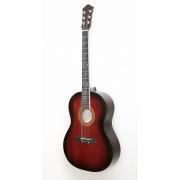 Акустическая гитара Амистар, цвет махагони (M-20-MH)