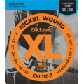 Струны D'Addario Nickel Wound 10-59 (EXL110-7 XL)