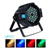 LP002 Светодиодный прожектор смены цвета (колорчэнджер), RGB 36*3Вт, Big Dipper