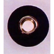 CX04C Упор для шпиля виолончели. Материал - резина с хромом. WBO