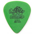 Медиатор Dunlop Tortex Standard зеленый 0.88мм. (418R.88)
