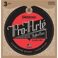 Струны D'Addario Pro Arte Classic (3 комплекта) Normal (EJ45-3D)