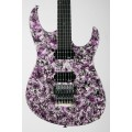 Электрогитара Lepsky F-Model PS Limited Edition Violet Ragprint (PS161106F)