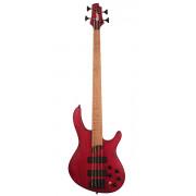 B4-Plus-ASRM-OPBR Artisan Series Бас-гитара, красная, Cort