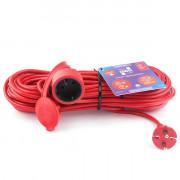 PC-2-B-20(IP) PowerCube Удлинитель влагозащищенный IP54, 20м, Электрическая мануфактура