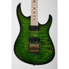 Электрогитара Lepsky F-Model PS Limited Edition Green Burst (PS161101F)