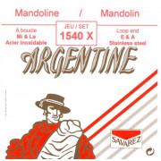 1540X Argentine Комплект струн для мандолины, 10-34, Savarez