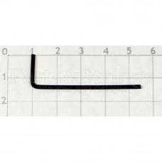 Шестигранный ключ Hosco, 1.57 мм (WRE-1.57)