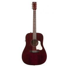042456 Americana Tennessee Red QIT Электро-акустическая гитара, Art & Lutherie