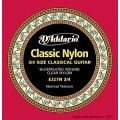 Струны D'Addario Classic Nylon Student 3/4 - Size (EJ27N-3/4)