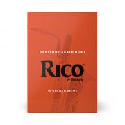 RLA1025 Rico Трости для саксофона баритон, размер 2.5, 10шт, Rico