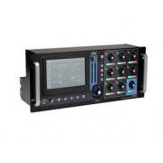 DB20P-600 Микшерный пульт с усилителем 600Вт, цифровой, 20 каналов, установка в рэк, Soundking