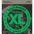 Струны D'Addario Half-Rounds 8-39 (EHR330)