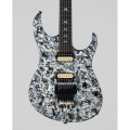 Электрогитара Lepsky Dominator 6 Blue Ragprint (PS171001D)