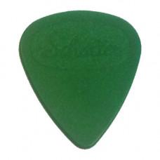Медиатор Schaller зеленый, 0.85мм. (15260000)
