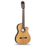 6.856 Cutaway 3C CT Классическая гитара тонкая со звукоснимателем, с вырезом, Alhambra