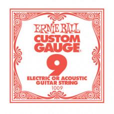Струна Ernie Ball (калибр 009)