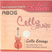 A806 Комплект струн для виолончели, Alice