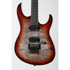 Электрогитара Lepsky F-Model PS Limited Edition Red And Black burst (PS161105F)