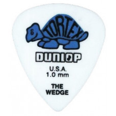 Медиатор Dunlop Tortex Wedge 1.0мм. (424R1.0)