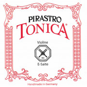 312721 Tonica E Отдельная струна МИ для скрипки, Pirastro