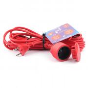 PC-2-B-10(IP) PowerCube Удлинитель влагозащищенный IP54, 10м, Электрическая мануфактура