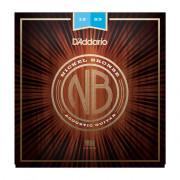 Струны D'Addario Acoustic Nickel Bronze 12-53 (NB1253)