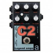 AMT C2 Legend Amps 2 двухканальный гитарный предусилитель