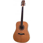 Акустическая гитара Excalibur цвет натуральный (EF(CF)-520FM)
