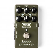 M81 MXR Bass Preamp Предусилитель басовый, Dunlop