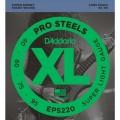 Струны D'Addario Pro Steels Bass 40-95 (EPS220)